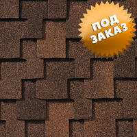 Мягкая кровля GAF Grand Sequoia Mesa Brown