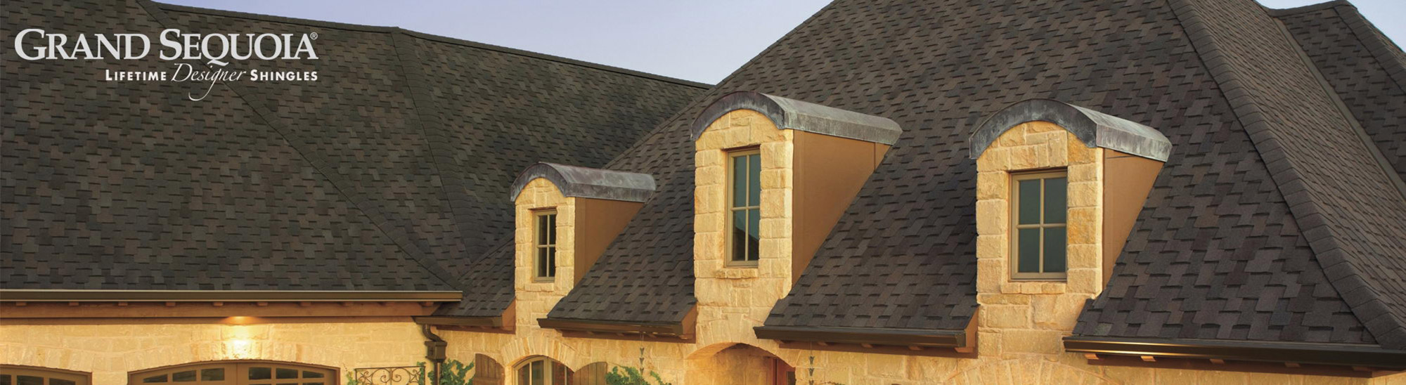 GAF Grand Sequoia Charcoal