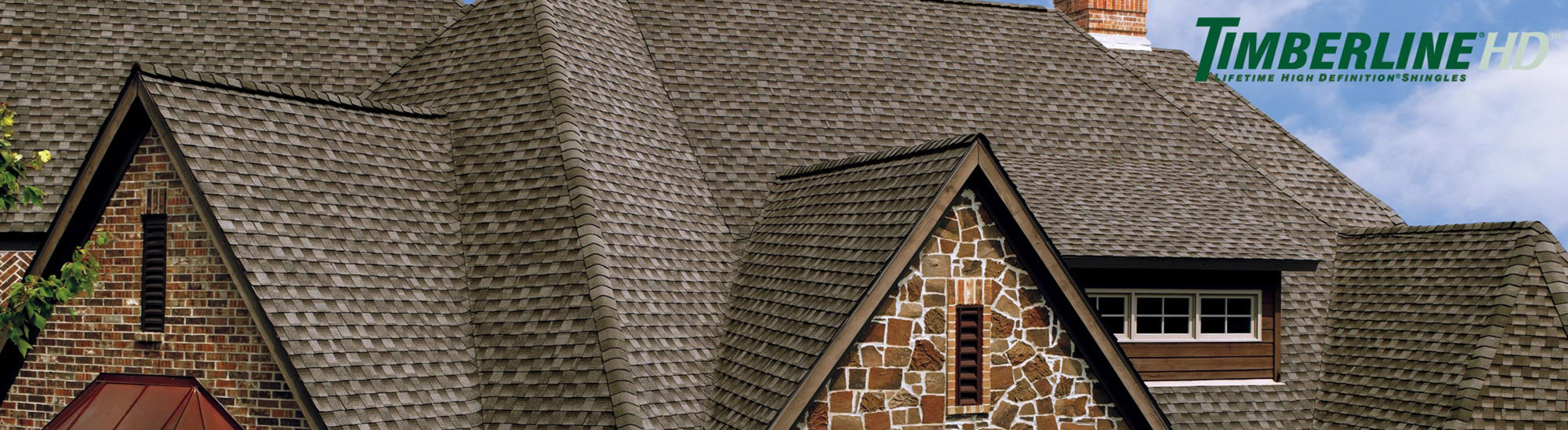 GAF Timberline Weathered Wood